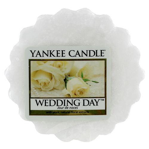 Yankee Candle - vonný vosk - Wedding Day