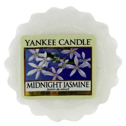 Yankee Candle - vonný vosk - Midnight Jasmine