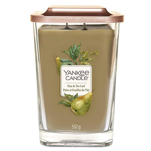Yankee Candle Elevation -Pear & Tea Leaf 552g