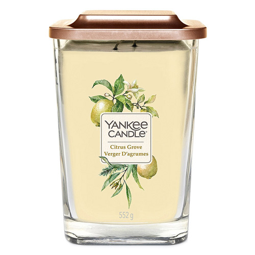 Yankee Candle Elevation Citrus Grove 552g