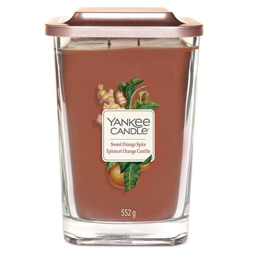 Yankee Candle Elevation Sweet Orange Spice 552g