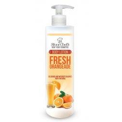 Stani Chef's Přírodní tělové mléko čerstvá oranžáda 250 ml