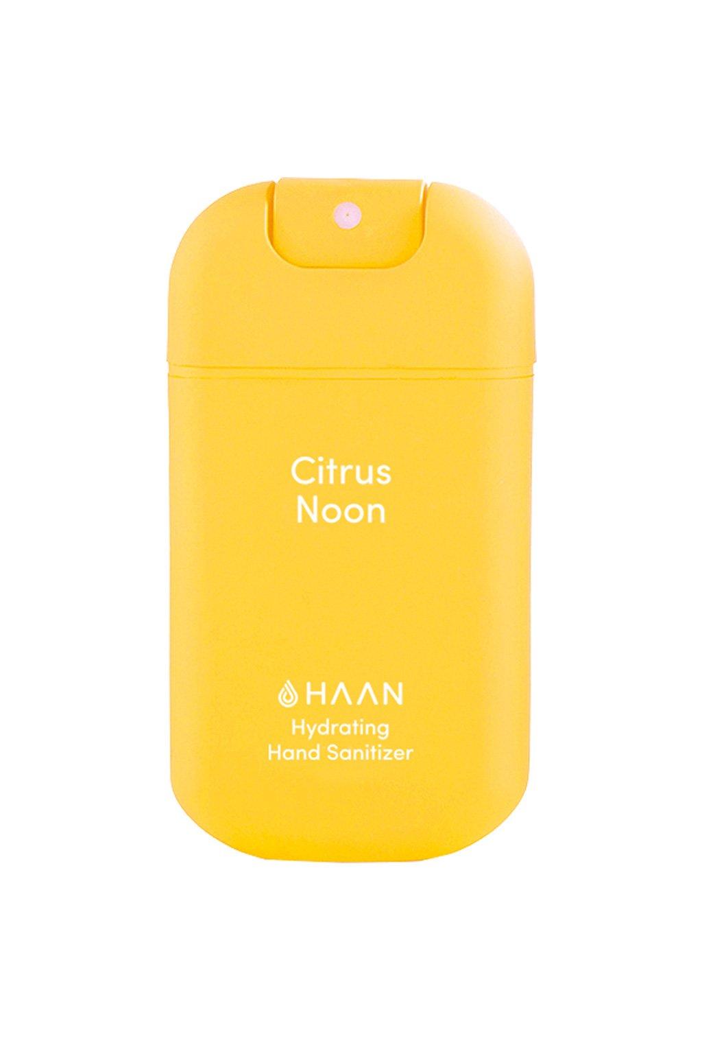 HAAN Citrus Noon antibakteriální čisticí sprej na ruce