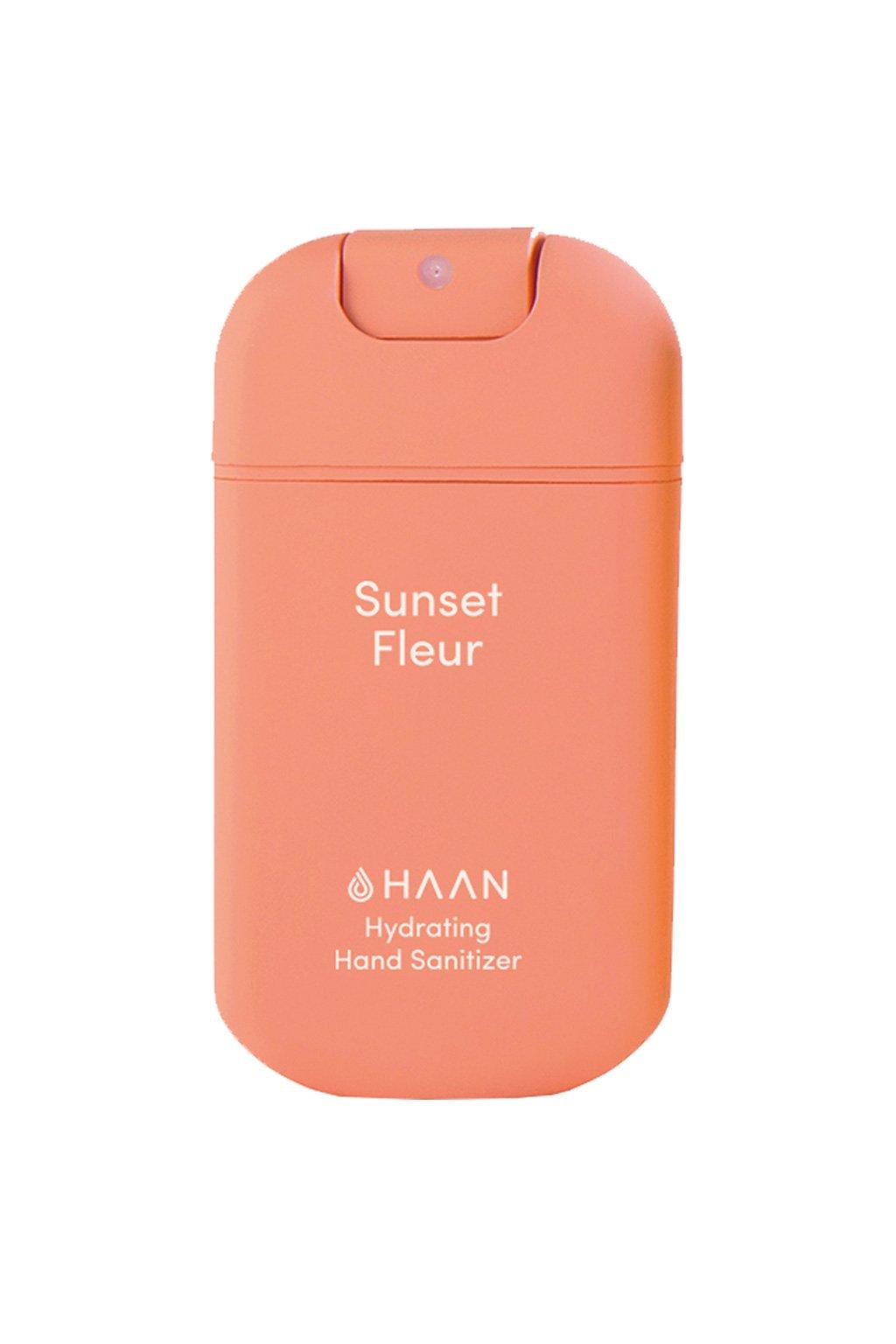 HAAN Sunset Fleur antibakteriální čisticí sprej na ruce