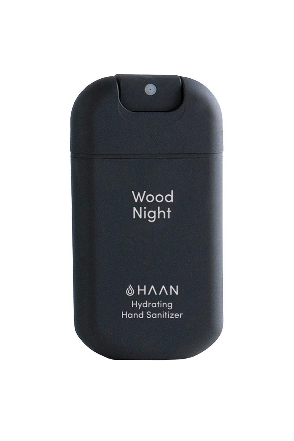 HAAN Wood Night antibakteriální čisticí sprej na ruce