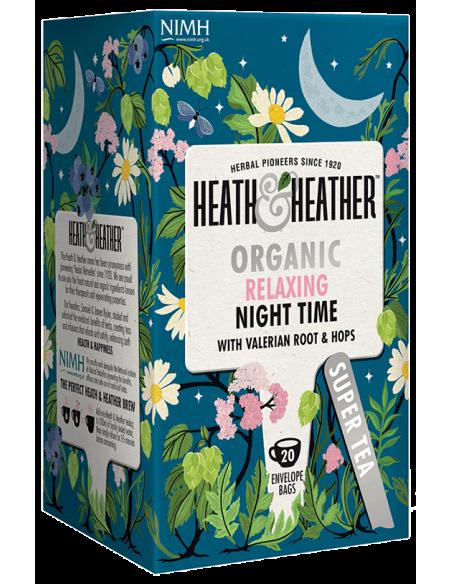Heath&Heather BIO čaj Dobrý spánek (20 sáčků)