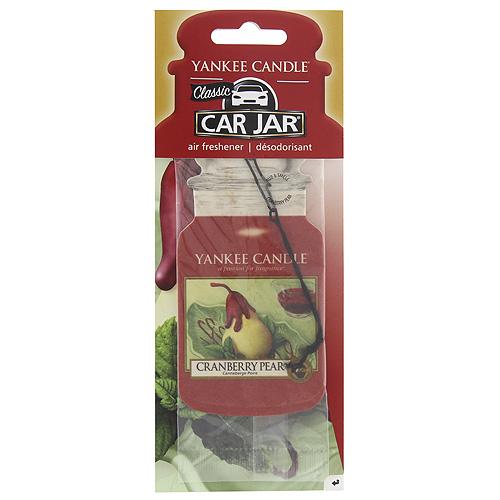 Yankee Candle do auta Cranberry Pear Visačka do auta