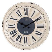 Nástěnné hodiny kovové Ø 40,3 cm