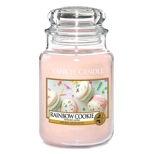 Yankee Candle - Rainbow Cookie 623g