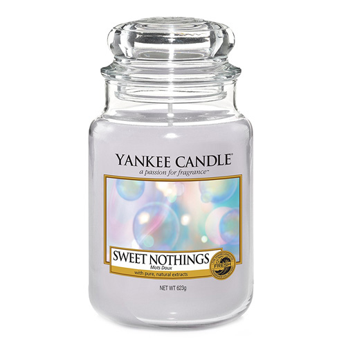 Yankee Candle - Sweet Nothings 623g