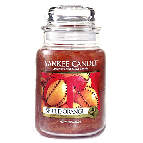 Yankee Candle - Spiced Orange 623g