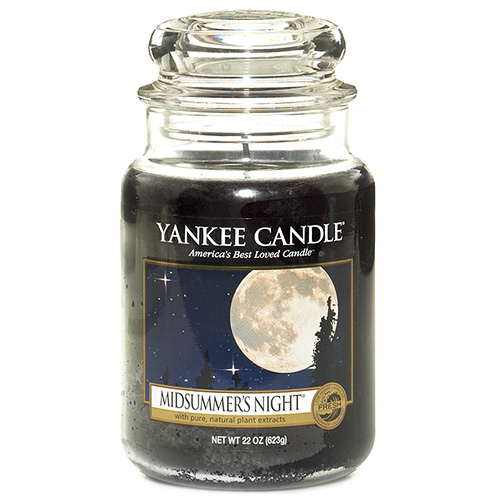 Yankee Candle - Midsummers Nights 623g