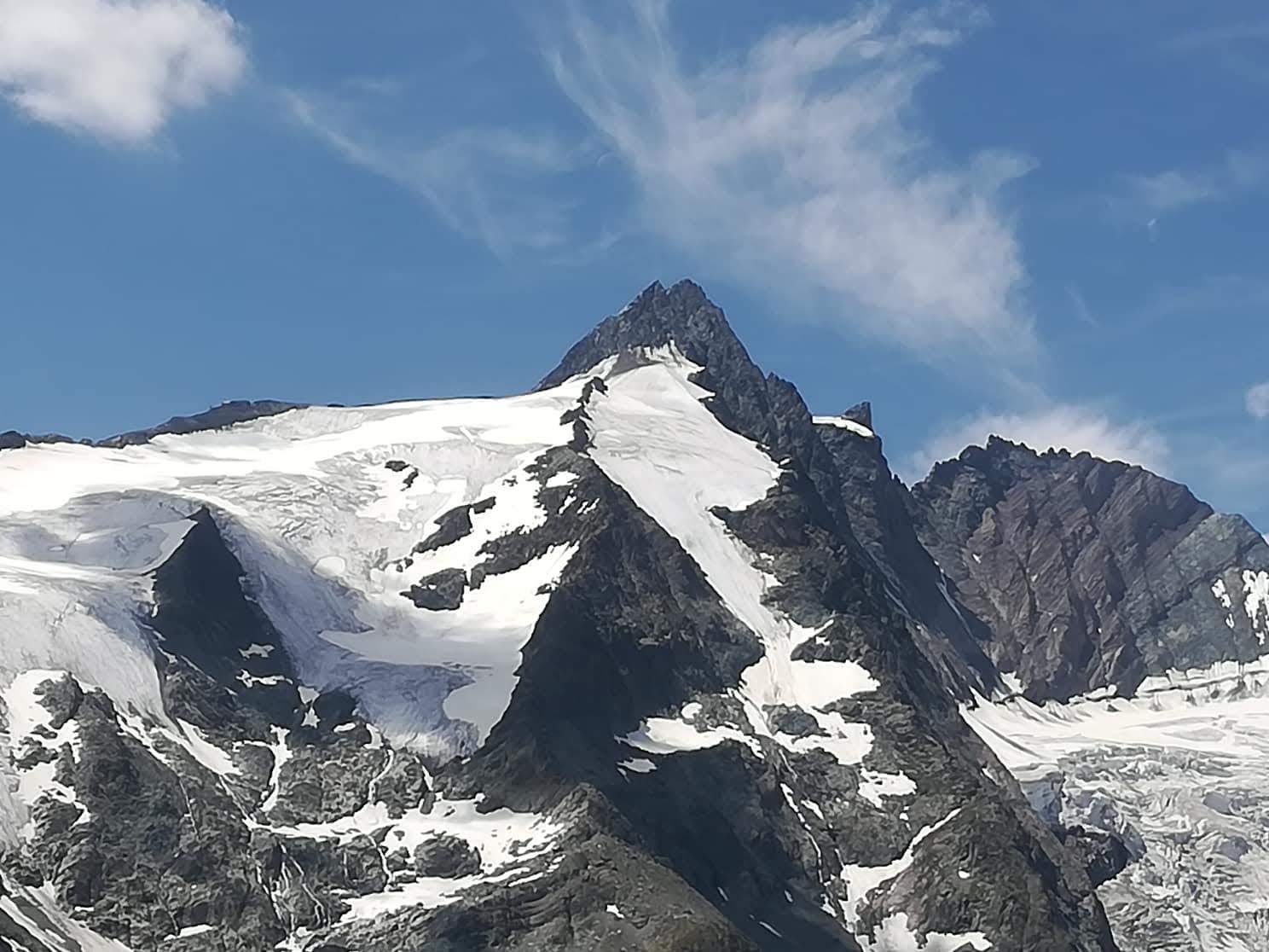 Bad Gastein aneb rakouské Alpy v létě