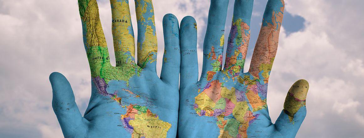 Svět ruce