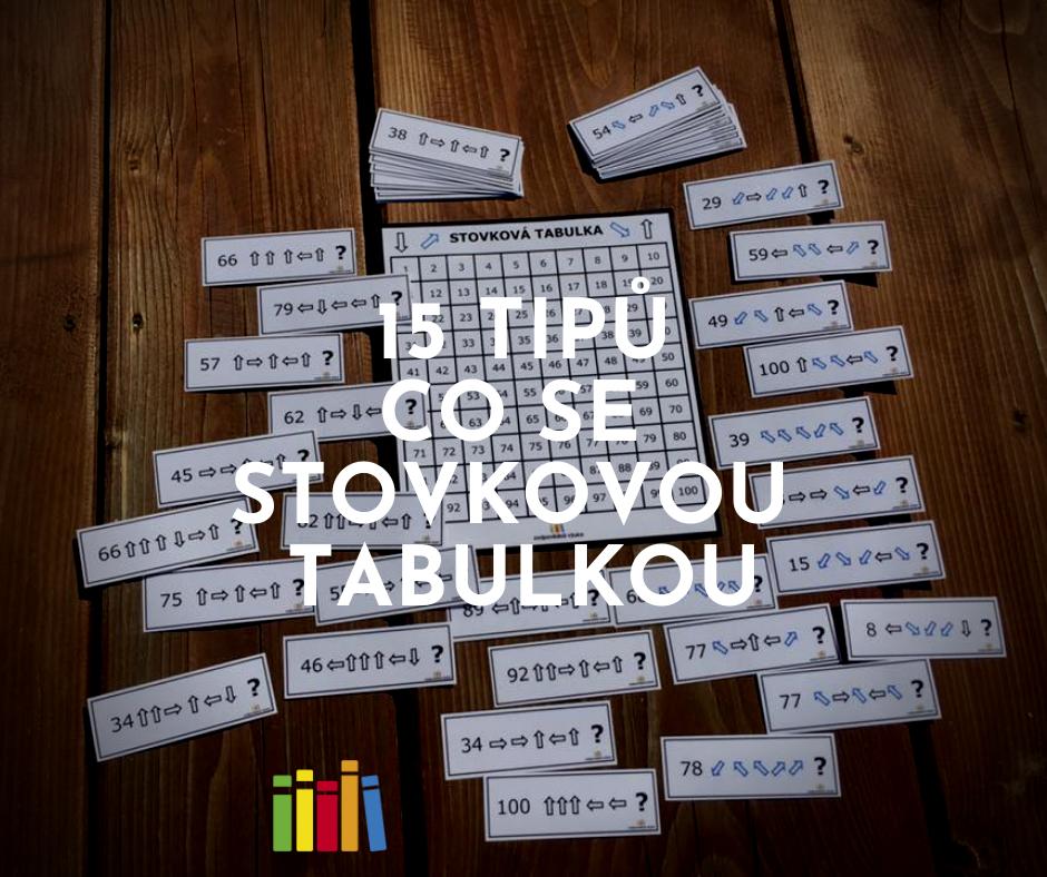15 tipů, co se stovkovou tabulkou