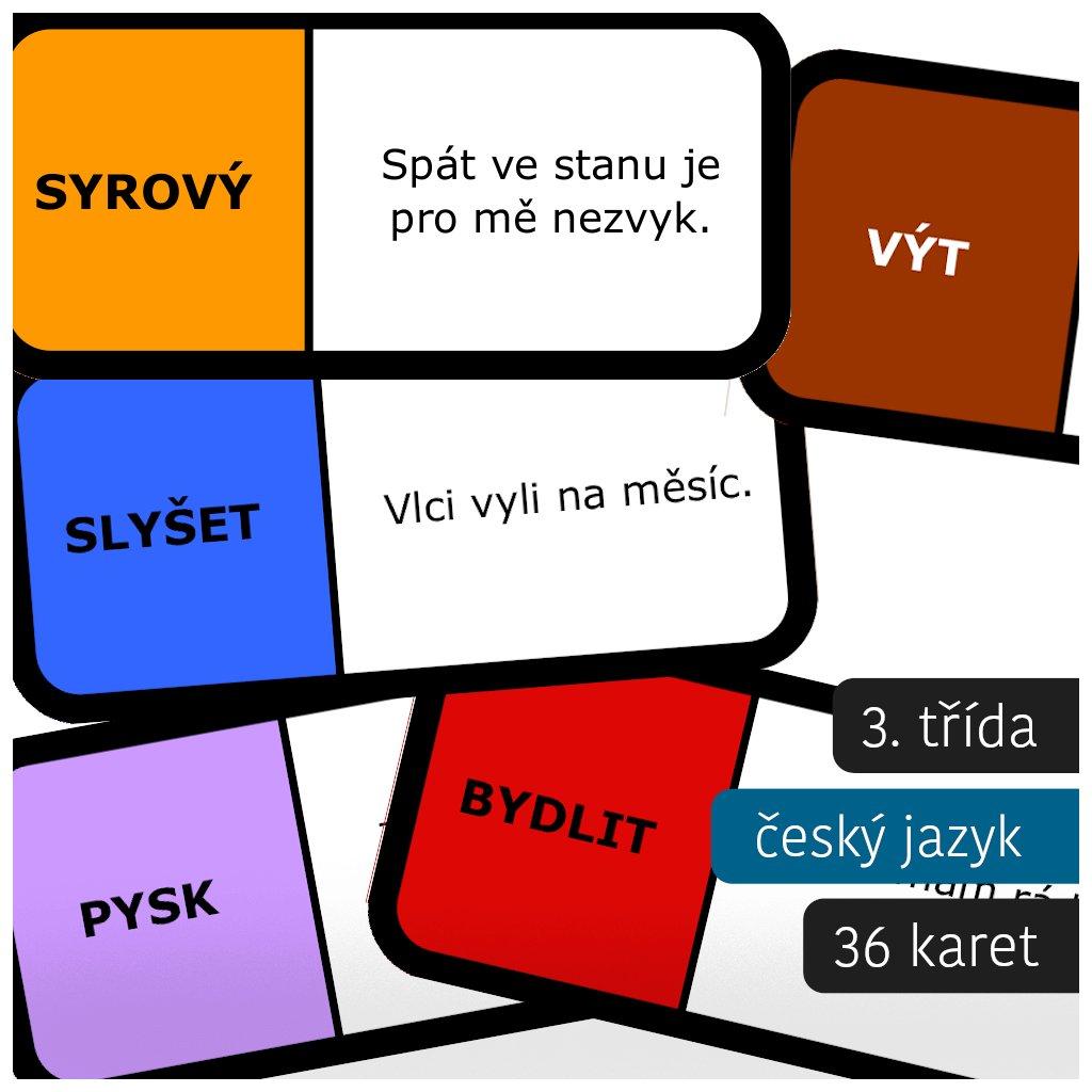 domino vyjmenovana slova