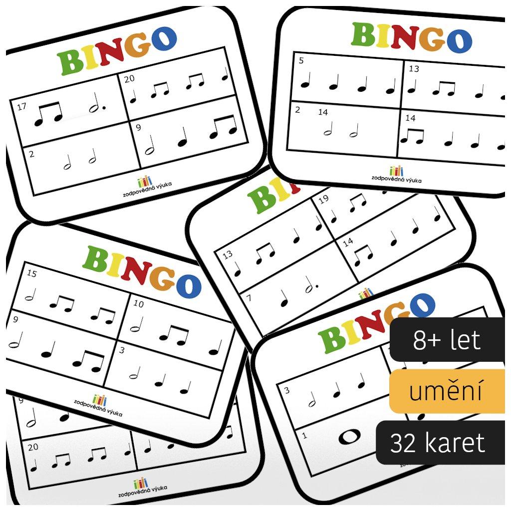 bingo rytmy