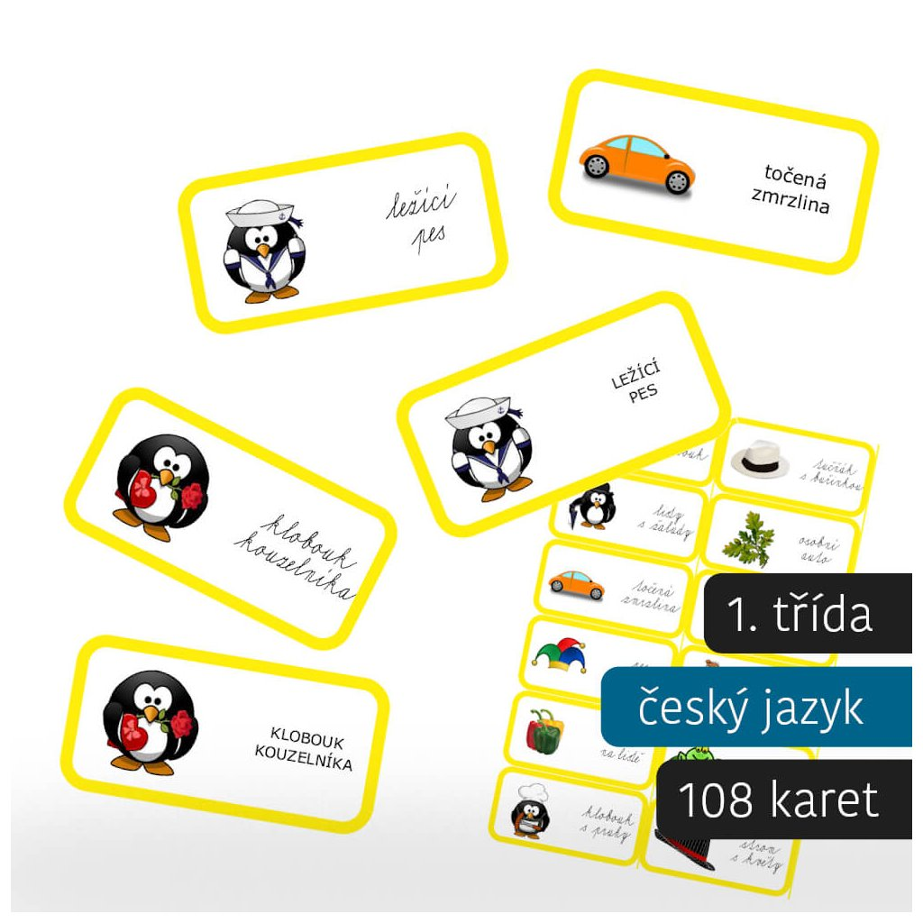 domino cteni set 2