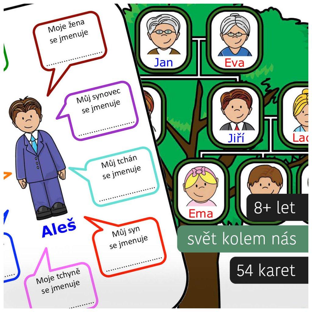 rodinny strom