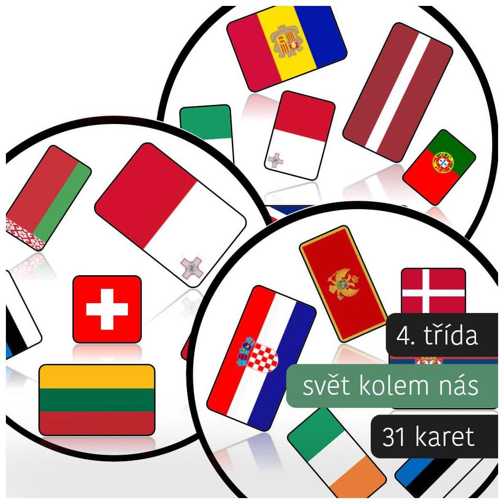 dobble vlajky