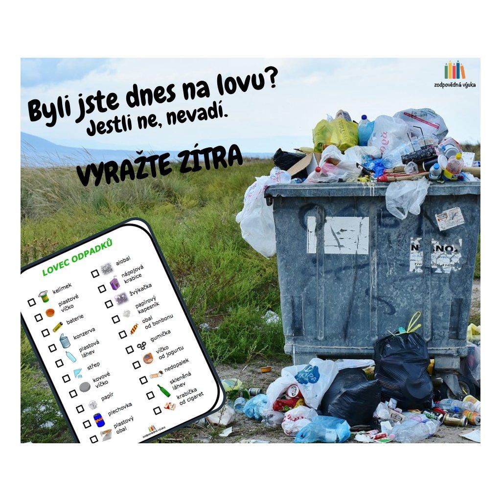 Lovec odpadků