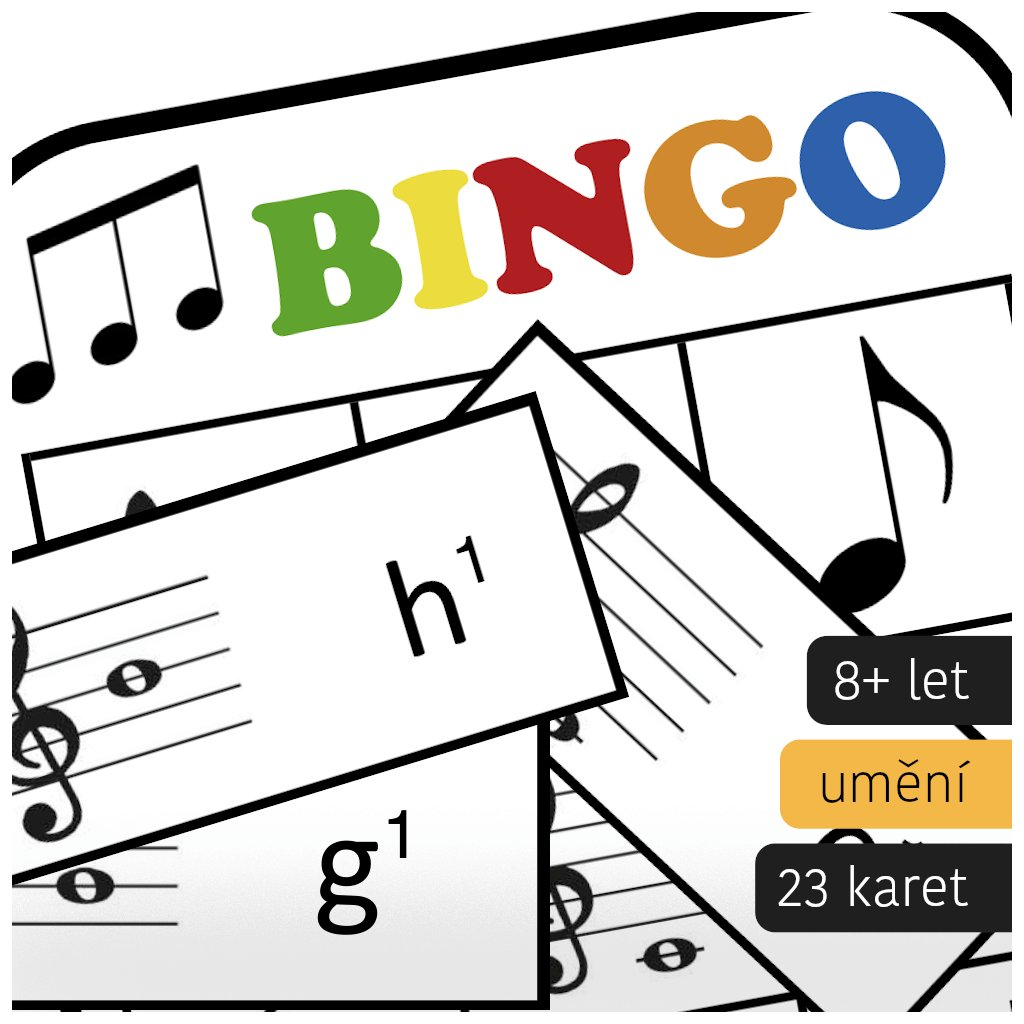bingo noty