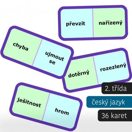 domino synonyma