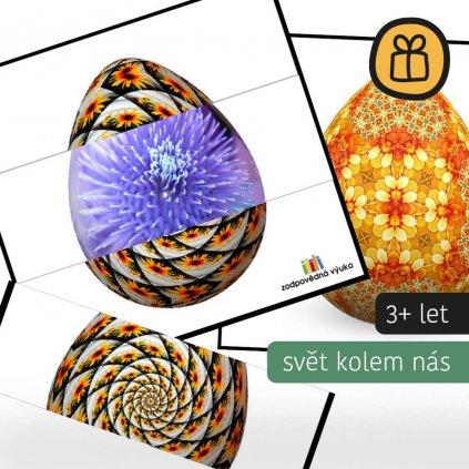 puzzle vajicka