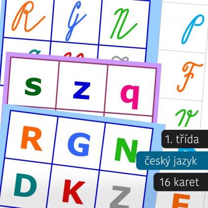 bingo pismena
