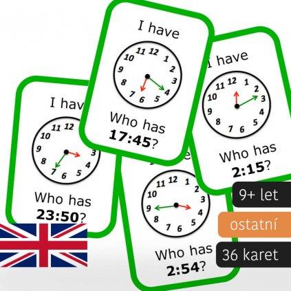 i have o clock