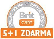 Brit Care 5 + 1 ZDARMA