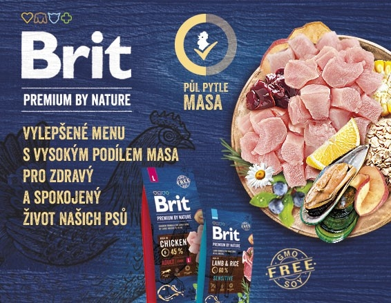 Novinka Brit Premium by Nature