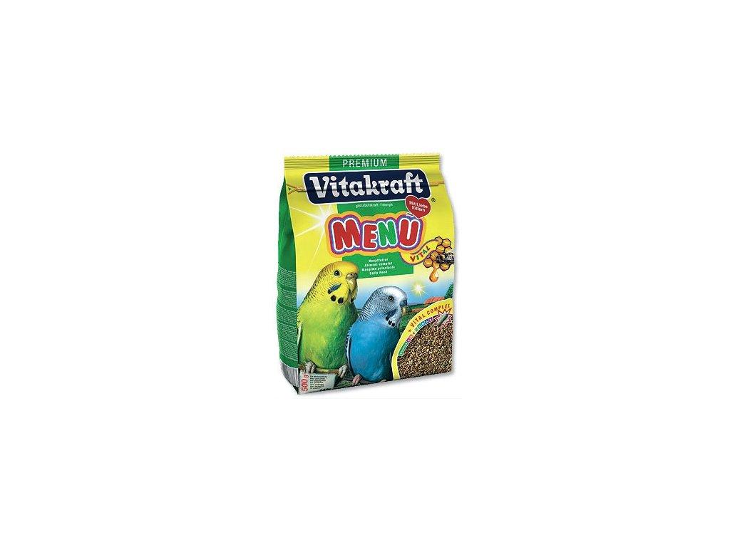 Vitakraft Menu Sittich Honey 500g