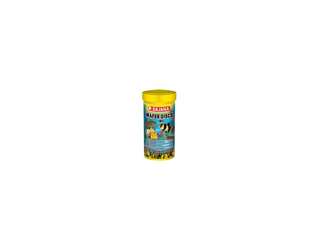 Dajana Wafers Disc Mix 250 ml