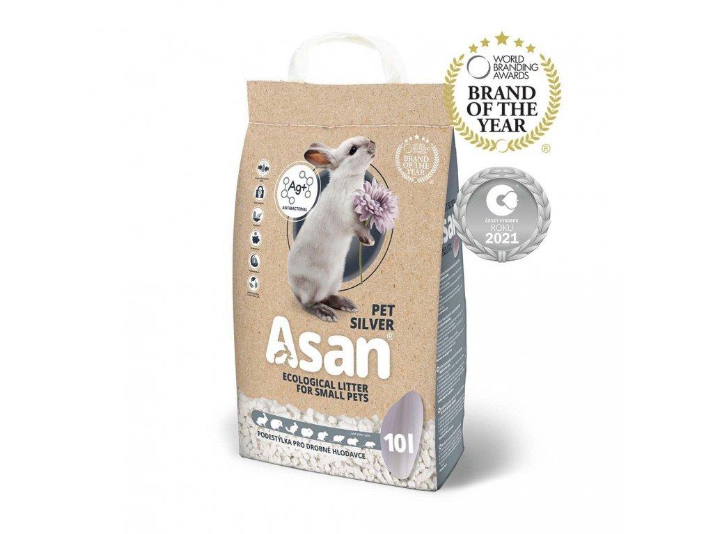 Asan Pet Silver 12 l
