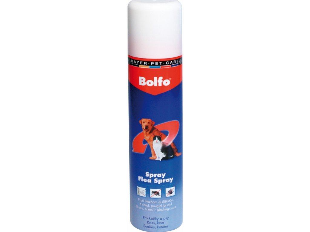 Bolfo Spray antiparazitní 250ml