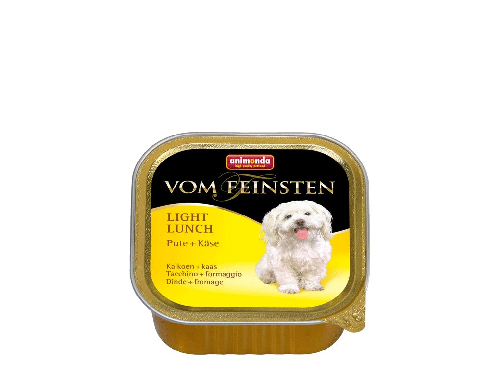 Animonda Vom Feinsten Light Lunch krůta & sýr 150 g