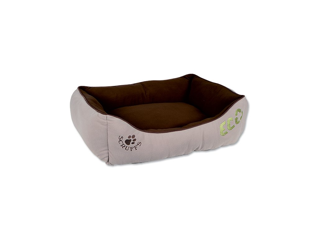 Pelíšek SCRUFFS ECO Box Bed přírodní