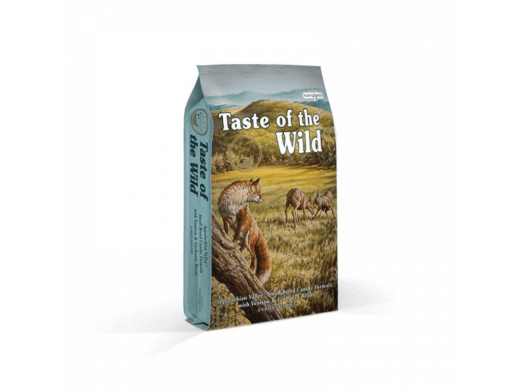 taste of the wild appalachian valley small breed