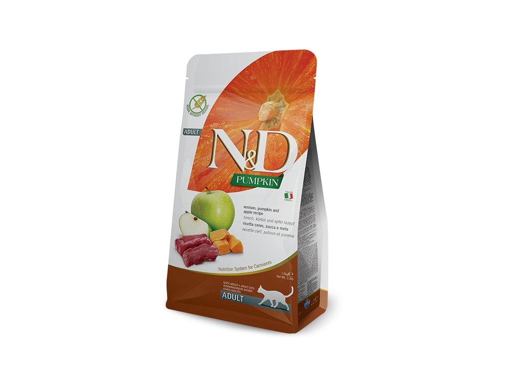 N&D Pumpkin CAT Venison & Apple