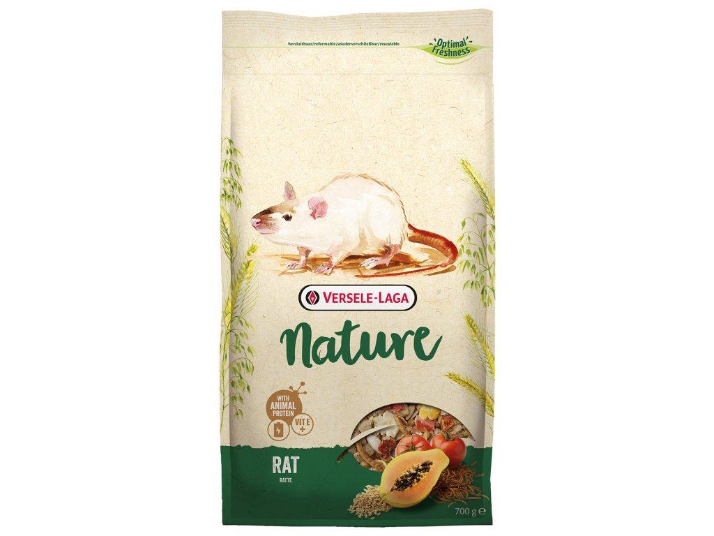 krmivo nature potkan 700g original