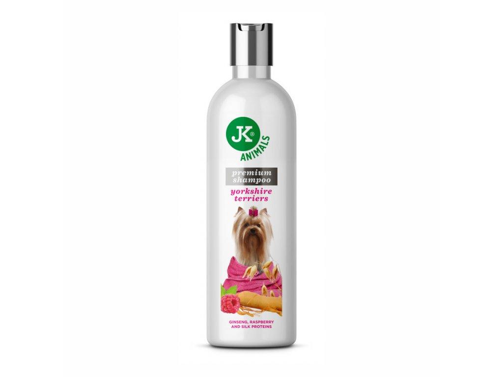 Šampon pro yorkšírské terriéry