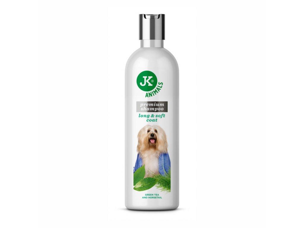 Šampon pro dlouhou srst
