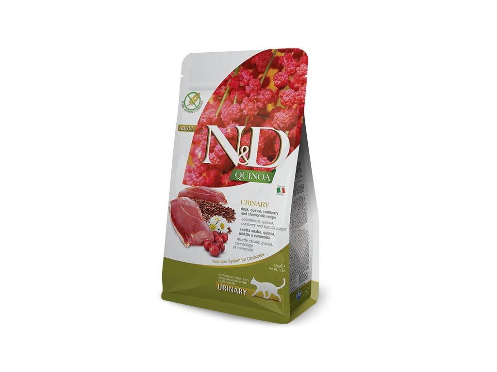 N&D Quinoa CAT Urinary Duck & Cranberry