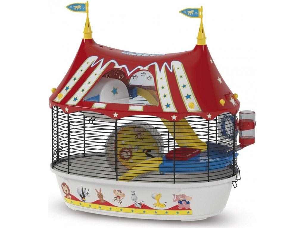 Klec Circus Fun s výbavou