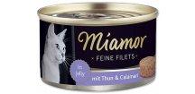 Konzerva MIAMOR Filet tuňák + kalamáry 100 g