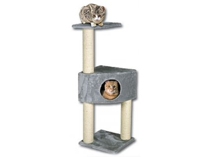 Magic Cat Odpočívadlo Irena šedé 103 cm