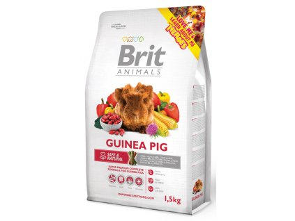 brit animals guinea pig complete 1 5kg original