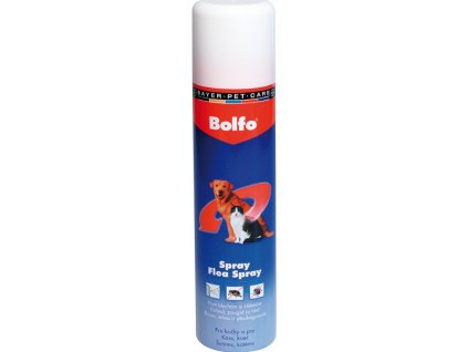Bolfo Spray antiparazitní 250ml