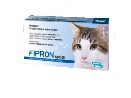 Spot-On Cat sol 50mg 0,5ml